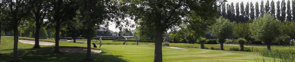 Nieuws voor de bezoekers van de Rijswijkse Golfclub