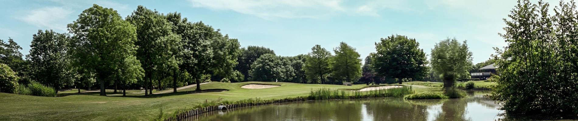 Baan van de Rijswijkse Golfclub